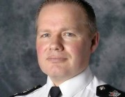 image of Chief Superintendent Dave Stringer