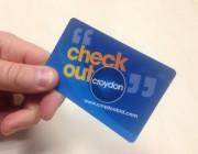 Check Out Croydon Loyalty card