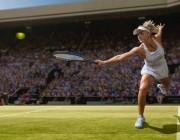 Wimbledon Tennis player