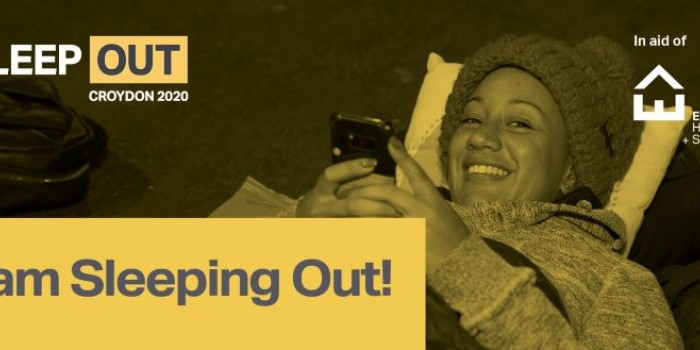 Evolve Sleep out