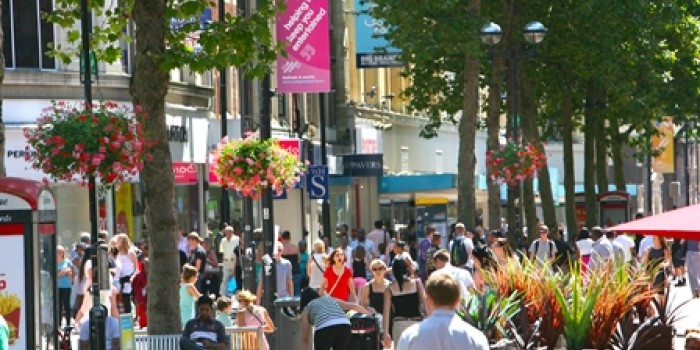 image of croydon high street
