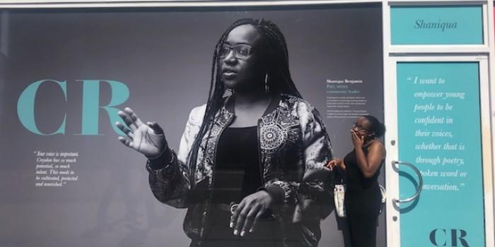 CR campaign Shaniqua Benjamin